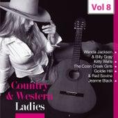 Country & Western Ladies, Vol. 8 de Various Artists