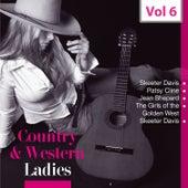 Country & Western Ladies, Vol. 6 de Various Artists