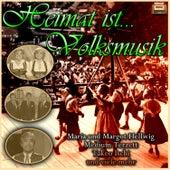 Heimat ist … Volksmusik! by Various Artists