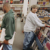 Building Steam With A Grain Of Salt by DJ Shadow