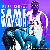 Same Way Suh de Busy Signal