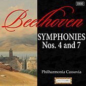 Beethoven: Symphonies Nos. 4 and 7 by Philharmonia Cassovia