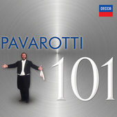 101 Pavarotti de Various Artists