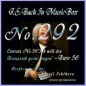 Cantata No. 56, ''Ich will den Kreuzstab gerne tragen'', BWV 56 by Shinji Ishihara
