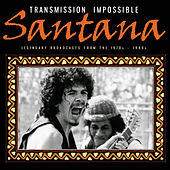 Transmission Impossible (Live) de Santana