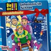 Adventskalender - Geheimnis im Schnee von Die Drei !!!
