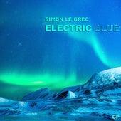 Electric Blue by Simon Le Grec