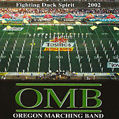 Fighting Duck Spirit 2002 de University of Oregon Marching Band