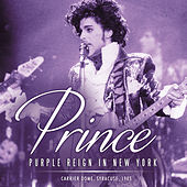 Purple Reign in New York (Live) de Prince