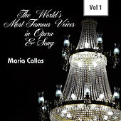 The World's Most Famous Voices in Opera & Song, Vol. 1 de Various Artists