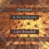 Light Branched von Mantovani & His Orchestra
