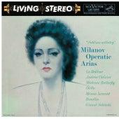 Milanov Operatic Arias by Various Artists