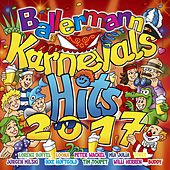 Ballermann Karnevals Hits 2017 von Various Artists