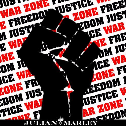 War Zone von Julian Marley