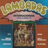 Lambadas Internacionais, Vol. 9 by Various Artists