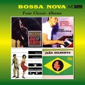 Bossa Nova - Four Classic Albums (Brazil's Brilliant / Sucessos Dancantes Em Ritmo De Romance / Dance Moderno / The Boss of the Bossa Nova) [Remastered] by Various Artists