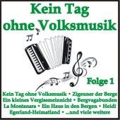 Kein Tag ohne Volksmusik, Folge 1 de Various Artists