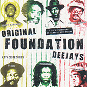 Original Foundation Deejays Disc 1 de Various Artists