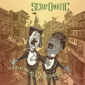 Sidewalk Caesars by Scrapomatic