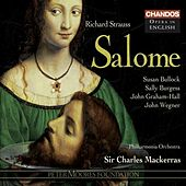 STRAUSS, R.: Salome (Sung in English) [Opera] by Various Artists