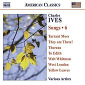 IVES, C.: Songs, Vol. 6 de Various Artists