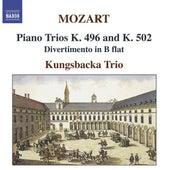 MOZART, W.A.: Piano Trios, Vol. 1: K. 496 and K. 502 (Kungsbacka Trio) by Kungsbacka Trio