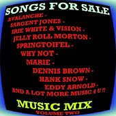 Songs for Sale - Music Mix Vol.2 von Various Artists