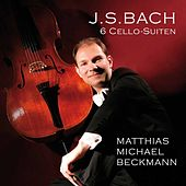 Bach: 6 Cello Suites von Matthias Michael Beckmann