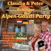 Claudia & Peter präsentieren die Schlager-Alpen-Gaudi-Party by Various Artists