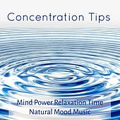 Concentration Tips - Mind Power Relaxation Time Natural Mood Music with Relaxing Instrumental Wellness Sounds by Concentration Music Ensemble