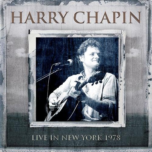 Live in New York, 1978 von Harry Chapin