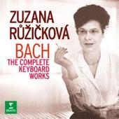 Bach: The Complete Keyboard Works von Zuzana Ruzicková