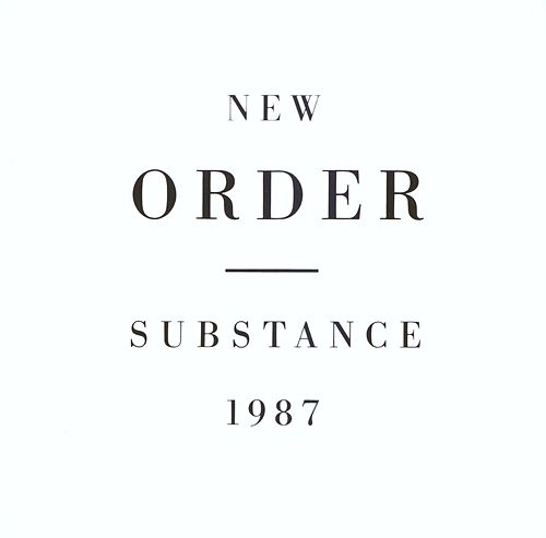 Substance by New Order