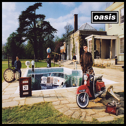 Be Here Now (Remastered) de Oasis