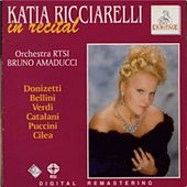 Katia Ricciarelli in Recital by Katia Ricciarelli