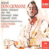 Mozart - Don Giovanni by Wolfgang Amadeus Mozart