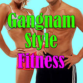 Gangnam Style Fitness by Various Artists