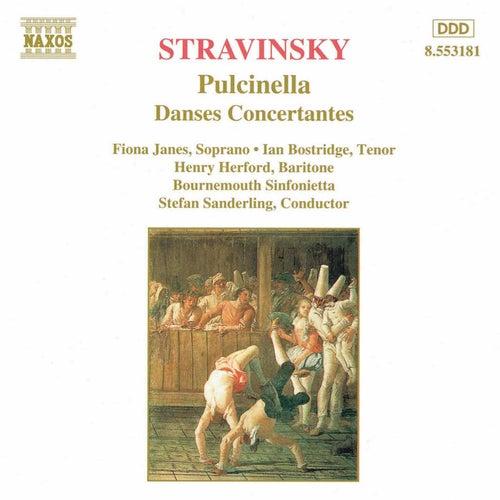 Pulcinella - Danses Concertantes by Igor Stravinsky
