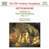 Sinfonias Nos. 1 - 3 by Carl Ditters von Dittersdorf