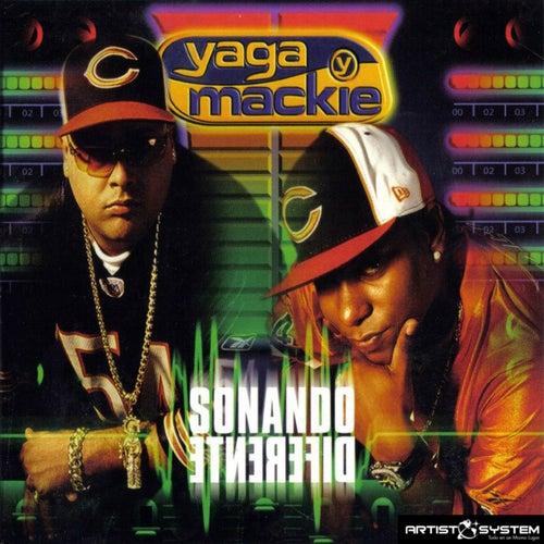 Sonando Diferente by Yaga Y Mackie