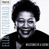 Milestones of a Legend - Ella Fitzgerald, Vol. 6 von Ella Fitzgerald