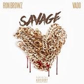 Savage (feat. Vado) de Ron Browz