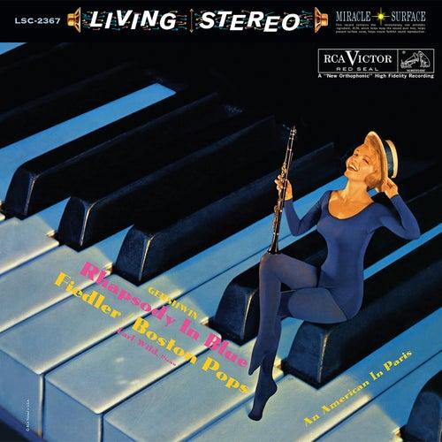 Gershwin: Rhapsody in Blue & An American in Paris by Earl Wild
