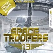 Space Troopers, Folge 13: Sturmfront von P. E. Jones
