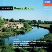 The World of British Music de Various Artists