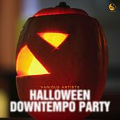 Halloween Downtempo Party by Various Artists