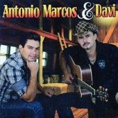 Antonio Marcos & Davi (Ao Vivo) de Antonio Marcos