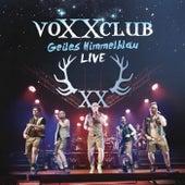 Geiles Himmelblau (Live) von voXXclub