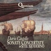 Dario Castello: Sonate Concertate in Stil Moderno by Quoniam