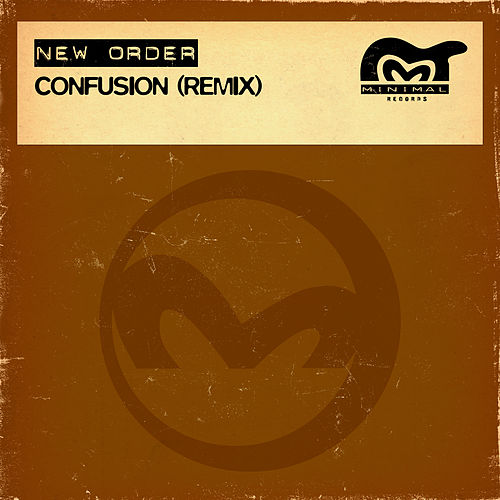 Confusion by New Order